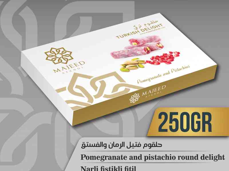 Turkish Delight Department 250g